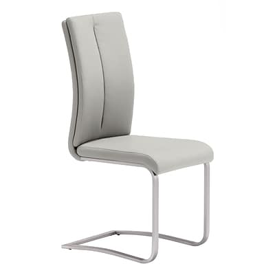 Zuo Modern Rosemont Dining Chair Taupe (Set of 2) (WC100139)