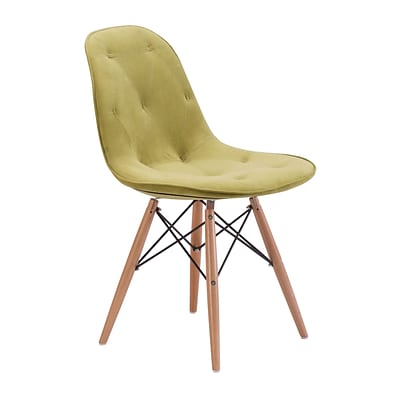 Zuo Modern Probability Dining Chair Green (WC104156)