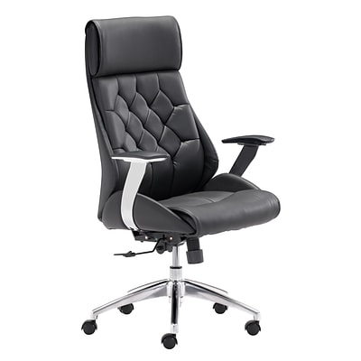 Zuo Modern Boutique Office Chair Black (WC205890)