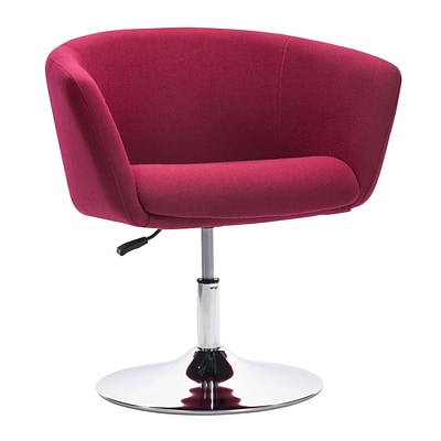 Zuo Modern Umea Arm Chair Carnelian Red (WC500340)