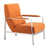 Zuo Modern Jonkoping Arm Chair Orange (WC500347)
