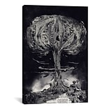 iCanvas End by Mathiole Graphic Art on Wrapped Canvas; 26 H x 18 W x 0.75 D