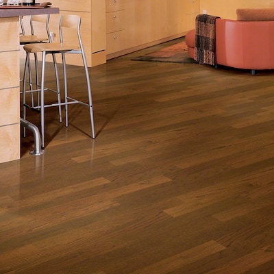 Anderson Floors Rushmore 3'' Engineered Oak Hardwood Flooring In Rabarrel