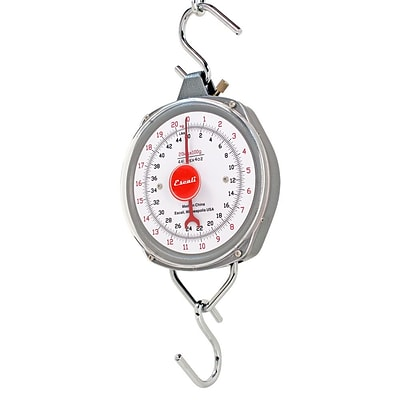 Escali H-Series 220 lbs. (100 Kg) Hanging Scale  (H220100)