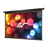 Elite Screens VMAX2 Series White Electric Projection Screen; 153 diagonal