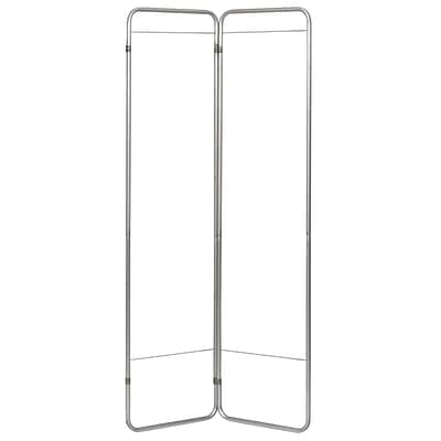 Omnimed 2 Section Economy Privacy Screen Frame (153092)