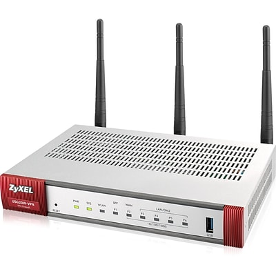 ZyXEL® USG20W-VPN 5-Port Wireless VPN Firewall
