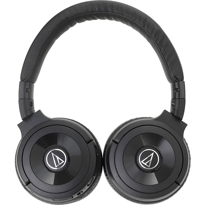 Audio-Technica® Solid Bass® ATH-WS99BT Over-Ear Headphone with Built-in Mic and Control