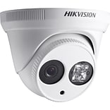 Hikvision® DS-2CE16C5T-IT1 1.27MP Wired HD 720p Low-Light EXIR Turret Camera with 3.6 mm Lens, Day/N