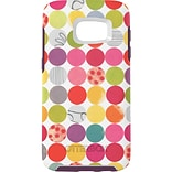 OtterBox® Symmetry Series Graphics Case for Galaxy S7, Gumballs (77-53084)