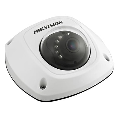 Hikvision® DS-2CD2522FWD-IS 4MP Wired WDR Mini Dome Network Camera with 4 mm Fixed Lens, Day/Night