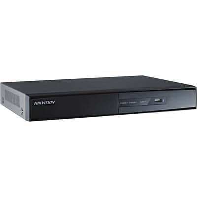 Hikvision® DS-7208HGHI-SH Turbo Wired 8-Channel HD DVR, Tribrid Video Recorder, 2TB, Black