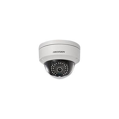 Hikvision® Value DS-2CD2122FWD-IS 2MP Wired Dome Network Camera with 4 mm Fixed Lens, Vandal-Resistant
