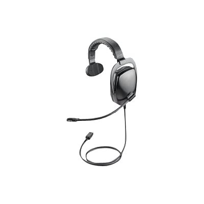 Plantronics® SHR2082-01 Black/Gray Wired Headset