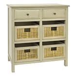 Three Hands Cabinet with Drawers