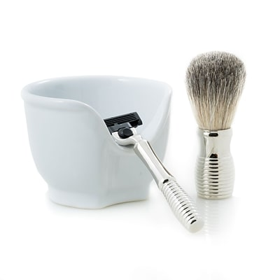 Bey-Berk Shaving Set (BB29)