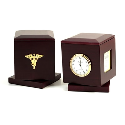 Bey-Berk Nursing Pen Box with Frames & Clock (R49N)
