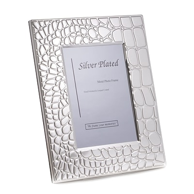 Bey-Berk 5 x 7 Metal Picture Frame (SF110-11)