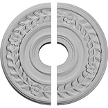 Ekena Millwork Wreath Ceiling Medallion