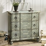 Madison Park Scroll 3 Drawer Chest