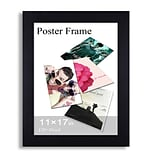 AdecoTrading Decorative 1.25 Wide Wall Hanging Picture Frame; 11 x 17