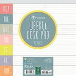 TF Publishing 7.75 x 7.75 Glory Days Weekly Desk Pad (20-0265)