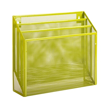 Honey Can Do Vertical File Sorter, Green (OFC-04875)