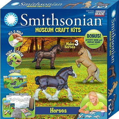 Museum Craft Kit - Horse (0622)