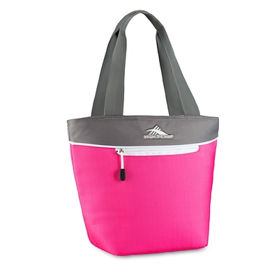 High Sierra Lunch Tote, Flamingo Pink (74711-4952)