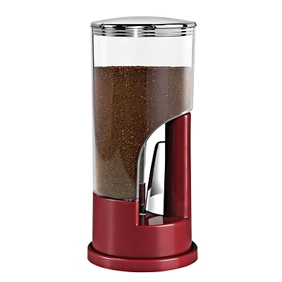 Honey Can Do KCH-06078 Indispensable® Coffee Dispenser-R/Ch