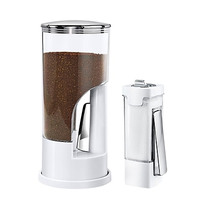 Honey Can Do KCHX06081 Indispensable®  Coffee Dispenser- and Sugar Dispenser