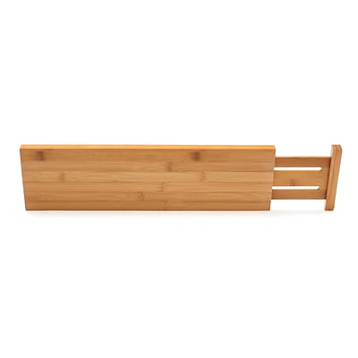 Lipper Bamboo S/2 Deep Kitchen Drawer Dividers (8897)