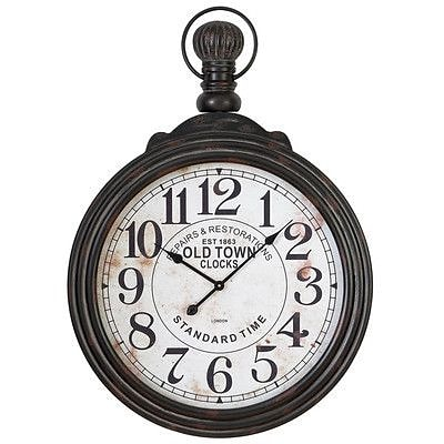 Aspire  39 in. Pocket Watch Style Large Wall Clock (ASPR180)