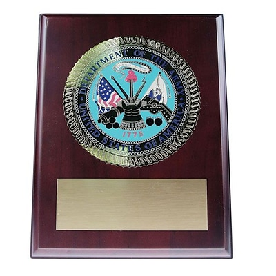 Bluestone Designs BLP004 U.S. Army Plaque (BLUES024)