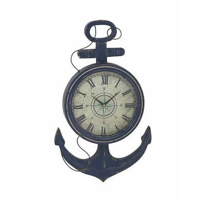 A nation   Supreme Metal Wall Clock (BNZ11755)