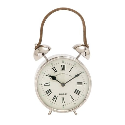 Benzara  The Jolly Metal Table Clock (BNZ8353)
