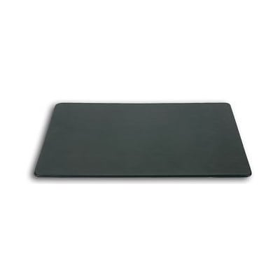 Dacasso Limited  Black Bonded Leather 17 in. x 14 in. Conference Pad (DCSS365)