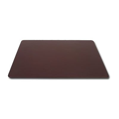 Dacasso Limited  Brown Bonded Leather 17 in. x 14 in. Conference Pad (DCSS366)