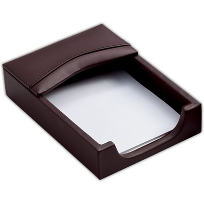 Dacasso Limited  Chocolate Brown Memo Holder (DCSS713)
