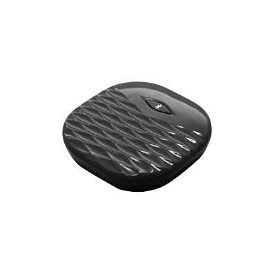 HarrisCommunications Amplifyze TCL PULSE Bluetooth Enabled Vibration and Sound Alarm, Black (HRSC2601)