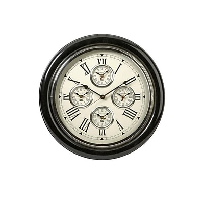Home Decor Improvements  Five Country Wall Clock (IMAX3541)