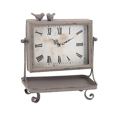 Imax  Finch Table Clock (IMAX8402)