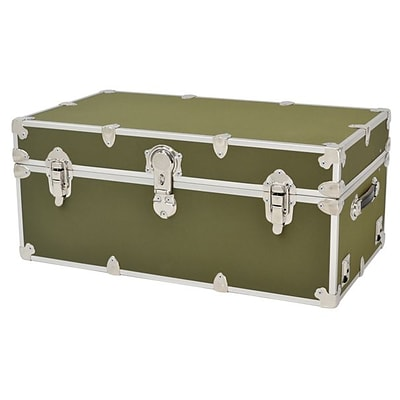 Rhino Armor Large Trunk, Olive Green (RAL-OG)