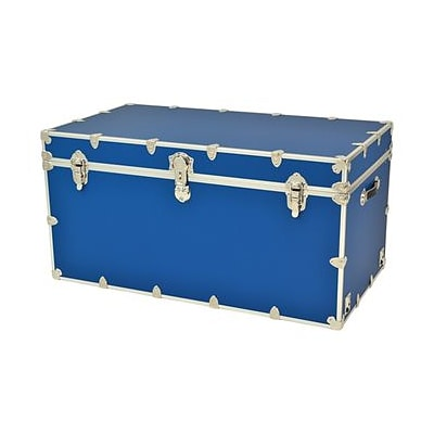 Rhino Armor Jumbo Trunk, Royal Blue (RAJ-RB)
