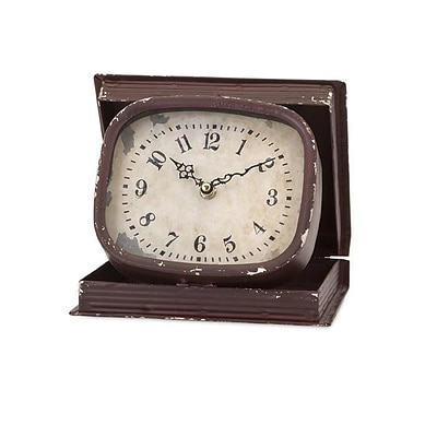 Imax  Kamron Book Box Clock (RTL344556)