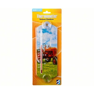 Headwind Products Red Tractor Window Thermometer (RTL386046)