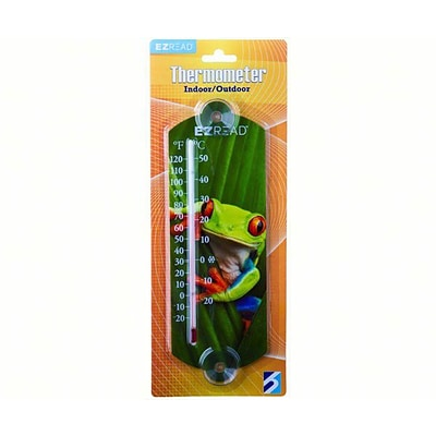 Headwind Products Frog Window Thermometer (RTL386047)