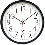 Chicago Lighthouse Industries  Self Set Wall Clock, 14.5 in. (SPRCH46107)