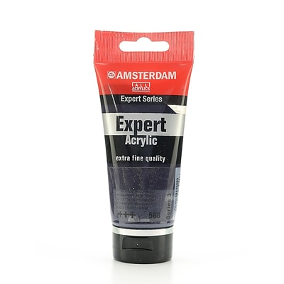 Amsterdam Expert Acrylic Tubes Permanent Blue Violet 75 Ml [Pack Of 2] (2PK-100515366)