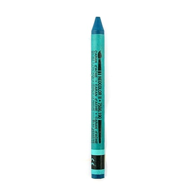 Caran DAche Neocolor Ii Aquarelle Water Soluble Wax Pastels Greenish Blue [Pack Of 10] (10PK-7500-0190)